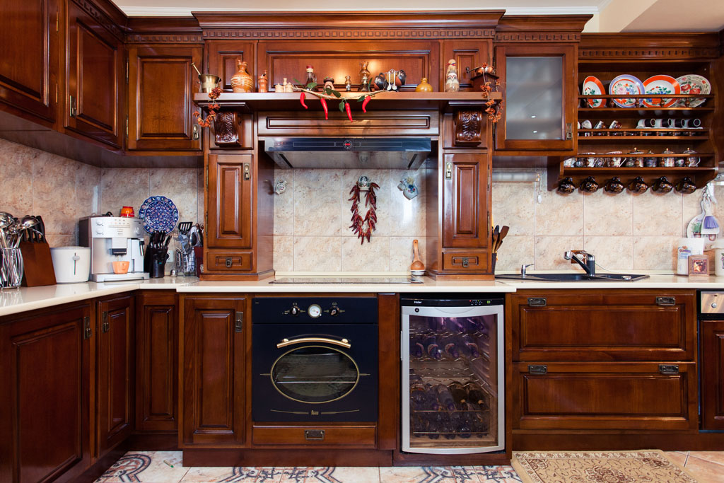 Bucatarie Maria, corp cuptor, plita si hota - ResetarM